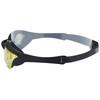 arena Cobra Ultra Mirror Goggles yellow revo-black-black